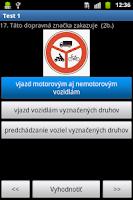 Screenshot of Autoškola SK