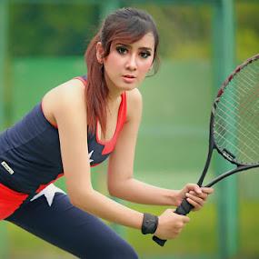 by Slamp Urwanto - Sports & Fitness Tennis