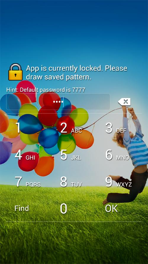 Perfect App Protector(AppLock) - screenshot