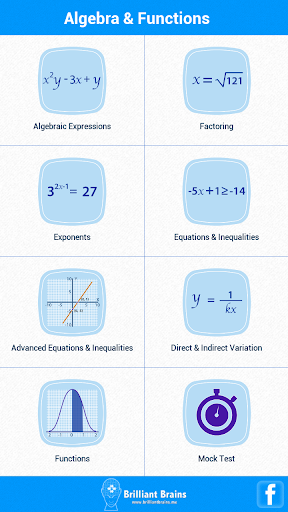 SAT Math : Algebra Functions