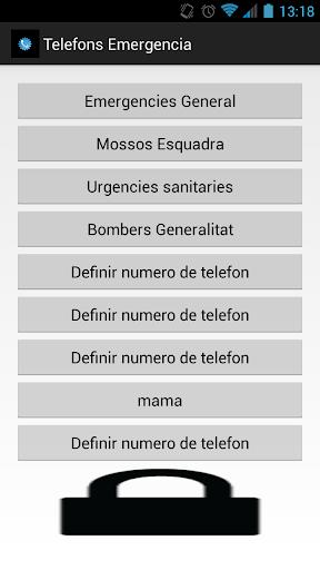 Telefon Emergencia