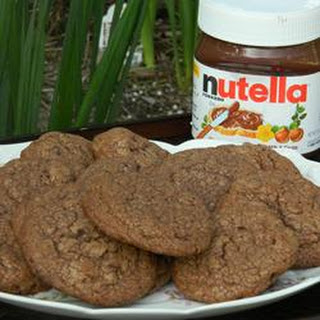 Nutella® Hazelnut Cookies