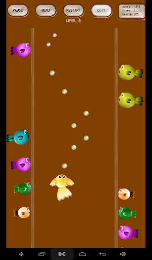 【免費休閒App】Blewti Blowfish Bubbles-APP點子