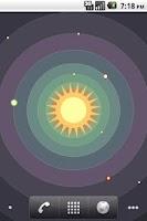 Screenshot of Solar