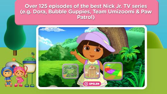 Nick Jr. - Watch & Learn- screenshot thumbnail