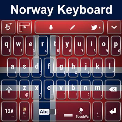 Норвегия TouchPal