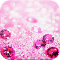 Pink Diamonds Wallpapers HD icon