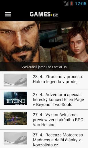 Games.cz