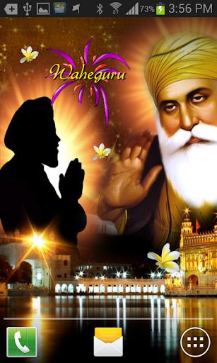Guru Nanak Magic Touch LWP