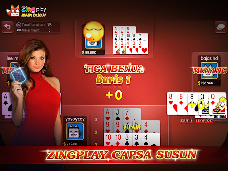 ZingPlay - Capsa susun 1.1 screenshot 360194