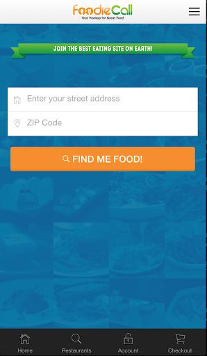 Make a Foodie Call