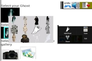 Screenshot of Ghost Photo Prank