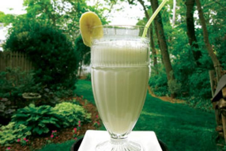 Banana Ginger Energy Smoothie Recipe