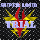 SuperLoud Trial2,音頻播放器 icon