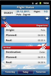 Croatia Air - screenshot thumbnail