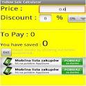 Yellow Sale Calculator logo