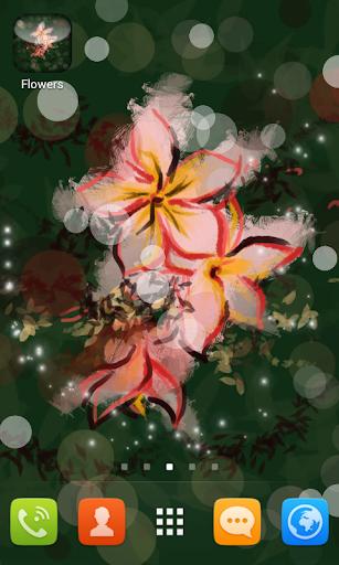 Flowers Wallpaper Live