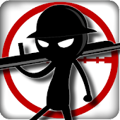 Stickman Assassin Shoot Out