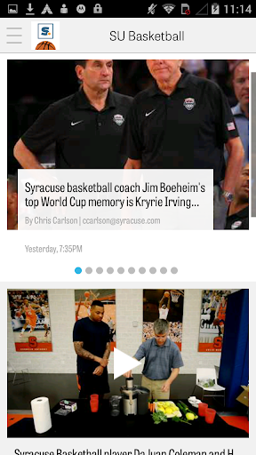 syracuse.com: SU Hoops News