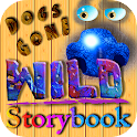 Dogs Gone WILD Storybook icon