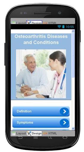 Osteoarthritis Information