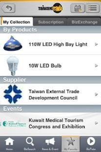 Taiwantrade Mobile- screenshot thumbnail