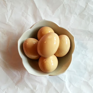 Marinated Eggs – Ajistuke Tamago (あじつけ たまご).