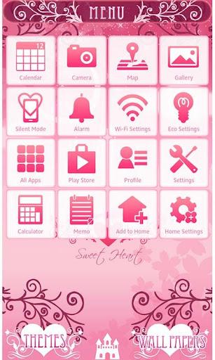 Pink Theme Romantic Fantasy 1.0 Windows u7528 3