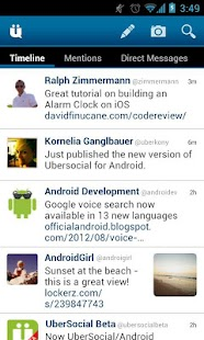 UberSocial PRO for Twitter- screenshot thumbnail