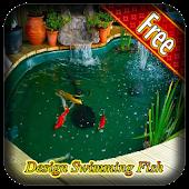 Design Swimming Fish