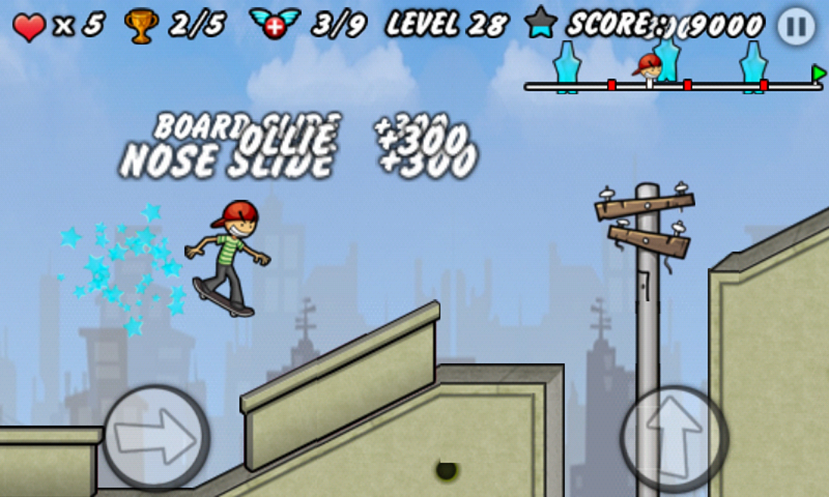 Skater Boy- screenshot