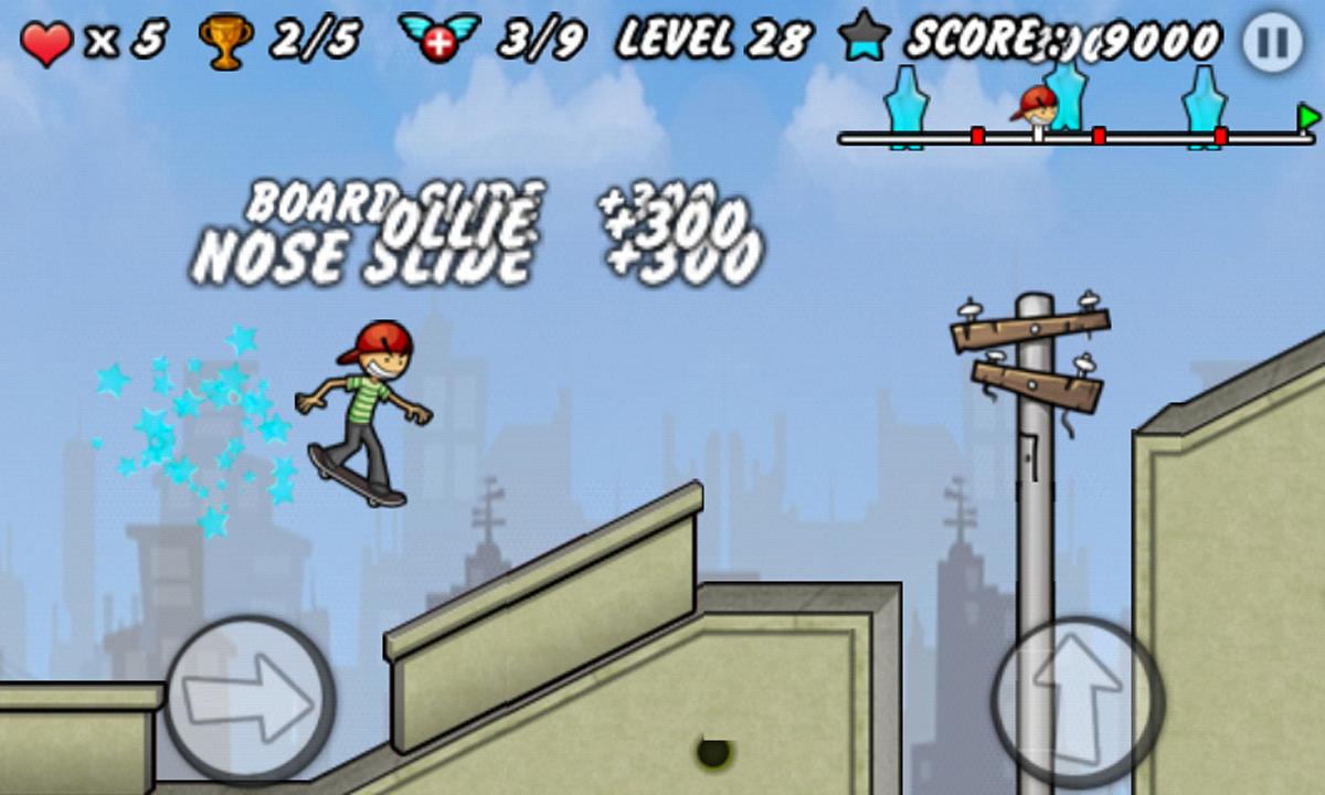 skater boy game online