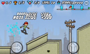 Skater Boy screenshot for Android