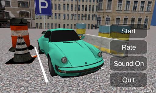 停車場3D