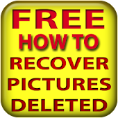 Recover pictures deleted FREE