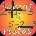 SUMAS Y RESTAS EDUCATIVO icon
