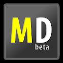 Mundo Deportivo Beta logo