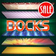 525+ Docks for Nova Apex ADW 2.26.0 Icon