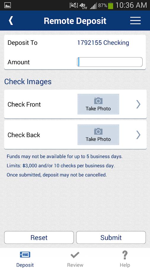Alaska USA FCU - screenshot