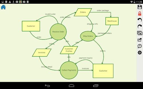 Drawexpress diagram aplikacje w google play zrzut ekranu ccuart Image collections