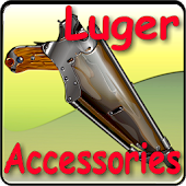 Luger pistol accessories