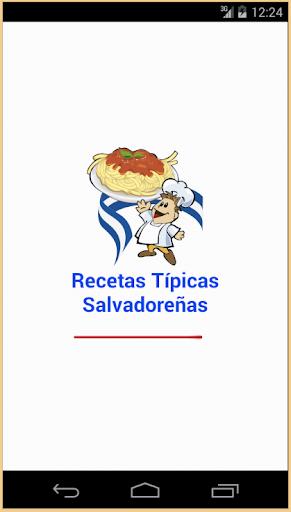 Recetas Típicas Salvadoreñas