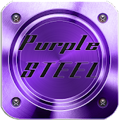 Purple Steel Multi Theme