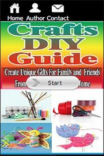 Crafts DIY Guide