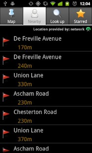 miniBus - Live bus data - screenshot thumbnail