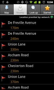 miniBus - Live bus data- screenshot thumbnail