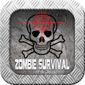 Walking Dead Zombie Shooter logo