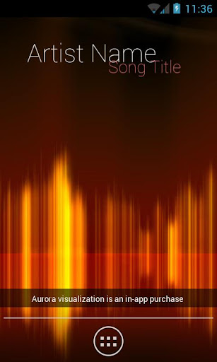 Audio Glow Live Wallpaper  screenshots 6