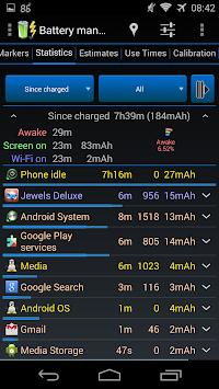 3C Battery Monitor Widget APK Latest Version Download - Free