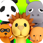 Children Animal Land icon